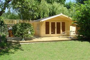 Garden Buildings | Garden Sheds | Chalets | Beach Huts| Newbury ...